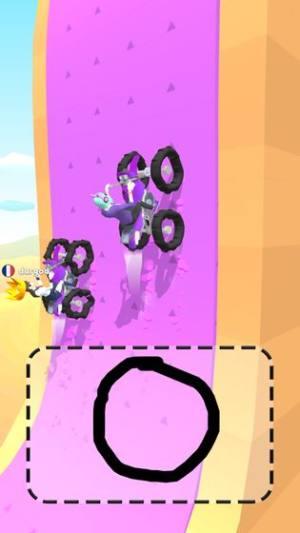 画车轮子的游戏图3
