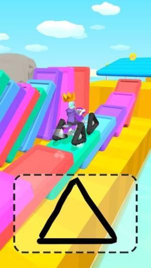 画车轮子比赛的游戏下载图片1