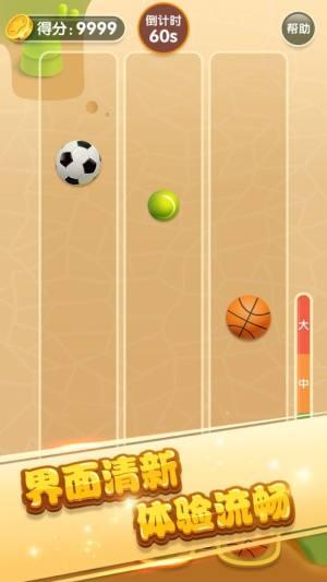 趣味弹射球球游戏安卓版图片1