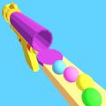 颜料射手3D游戏