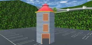 樱花校园模拟器小木屋在哪?小木屋地下室进去方法图片2
