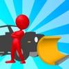 银行偷窃司机游戏