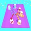 杯形绳3D游戏