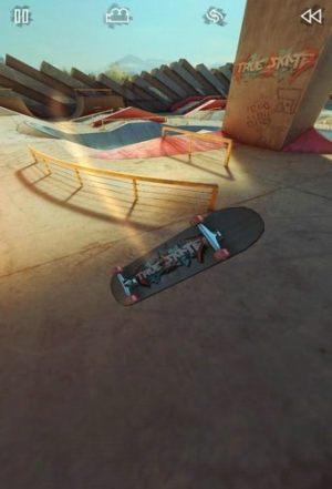 真实滑板游戏中文版图2
