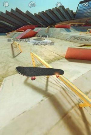 真实滑板游戏中文版图3