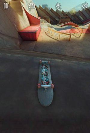 真实滑板游戏中文版图1