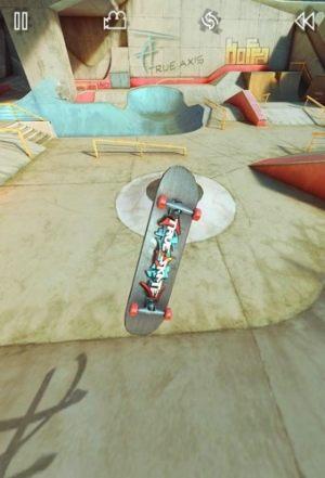 真实滑板游戏中文版图4