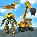 挖掘飞行机器人游戏无限金币破解版 v1.0