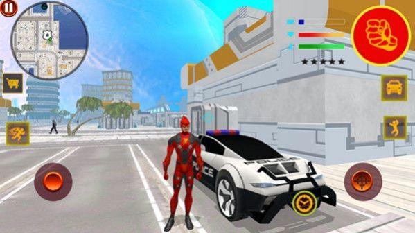 闪电机器人英雄大战游戏安卓版图1: