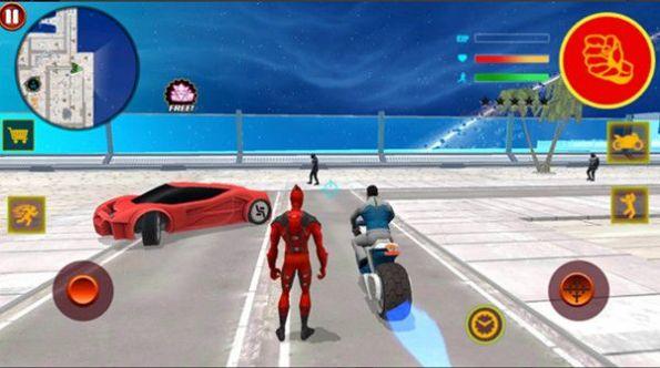 闪电机器人英雄大战游戏安卓版图2: