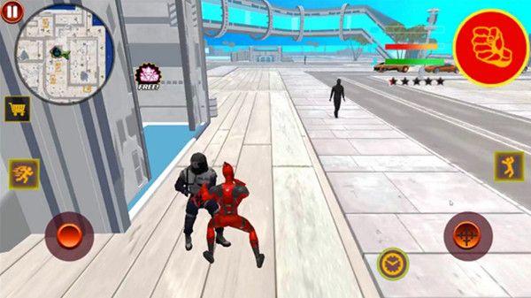 闪电机器人英雄大战游戏安卓版图片1