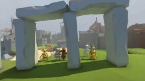 一条小团团玩的平衡感游戏手机最新版图片1