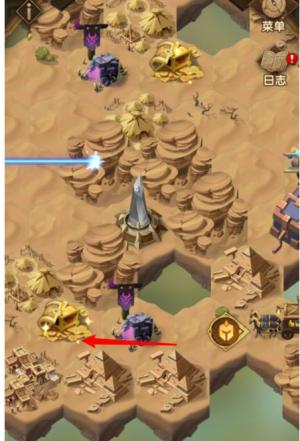 剑与远征风蚀之峡攻略:风蚀之峡奖励全拿通关路线图片2