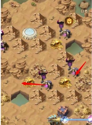剑与远征风蚀之峡攻略:风蚀之峡奖励全拿通关路线图片7