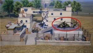 和平精英武装直升机在哪个模式?火力对决2.0武装直升机刷新地点大全图片2