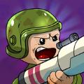 僵尸皇室2D皇家战役游戏