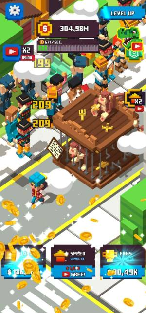 冲撞像素游戏安卓版图片1