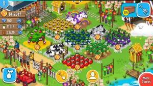 放置农场点击无限钻石中文破解版图片1