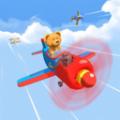 泰迪的戰斗機游戲