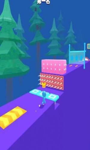 沙雕糖豆人吃鸡战场小游戏最新官方版图片1