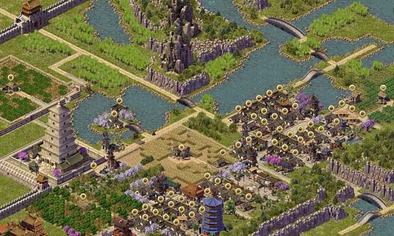 我的城市与军队布局图片大全:建筑规划布局图一览[多图]图片1
