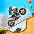 特技摩托车急速游戏