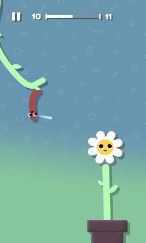 翻滚的香肠大冒险游戏图1