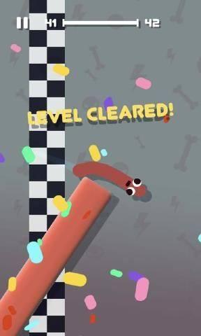 翻滚的香肠大冒险游戏图2