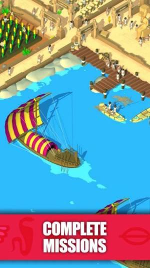 放置埃及大亨游戏图2