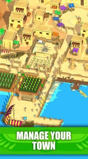 放置埃及大亨游戏图1