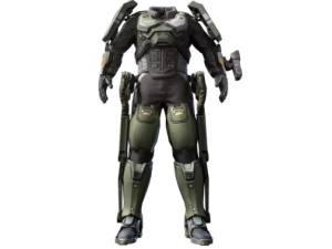 和平精英动力外骨骼使用攻略:胸甲、腿甲、臂甲作用效果详解图片1