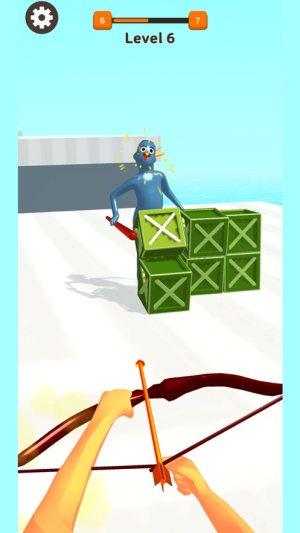 塔防弓箭手破解版图1