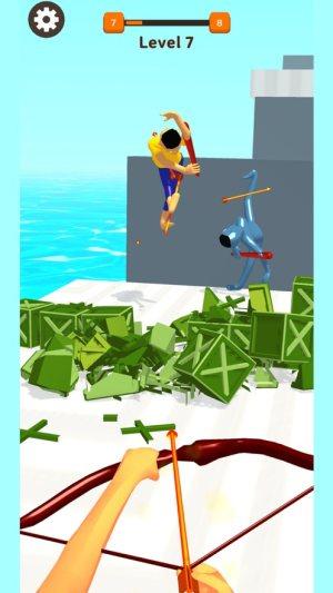 塔防弓箭手破解版图4