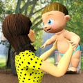 虚拟妈妈婴儿护理中文版