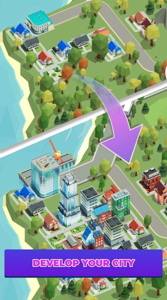 空闲送货城市大亨游戏官方版图2:
