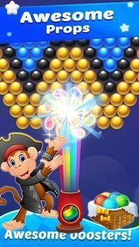 海盗泡泡射击游戏红包版图片1