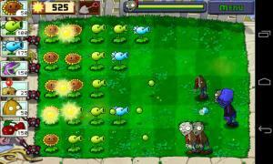 变异植物大战僵尸破解版图4