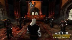 巫师3白狼的告别mod游戏图2