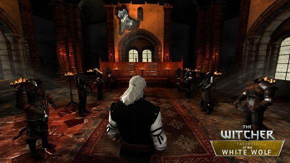 巫师3白狼的告别mod游戏下载安卓版图4:
