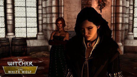 巫师3白狼的告别mod游戏下载安卓版图片1