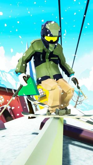 滑雪激斗赛游戏图3