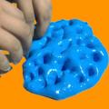 DIY泡沫黏液模拟器游戏