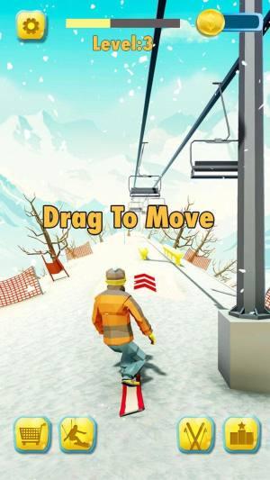 滑雪激斗赛游戏安卓中文版图片1