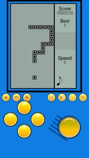 经典饿罗斯方块游戏图4