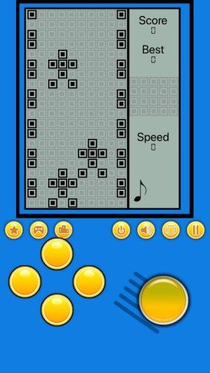 经典饿罗斯方块游戏图5