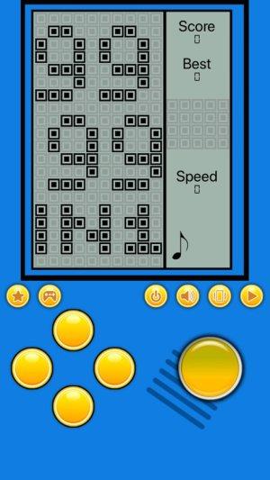 经典饿罗斯方块游戏图6