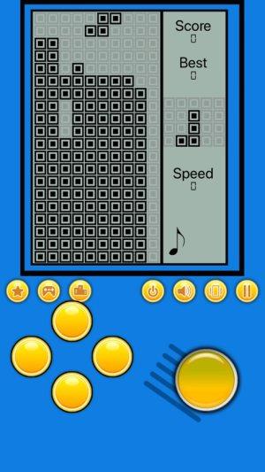 经典饿罗斯方块游戏图1