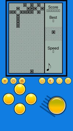 经典饿罗斯方块游戏图2