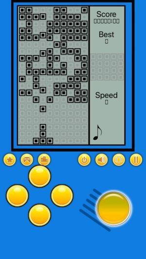 经典饿罗斯方块游戏图3