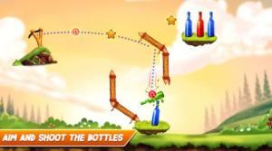 弹射瓶子2游戏图1